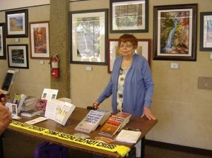 Me at Lompoc library