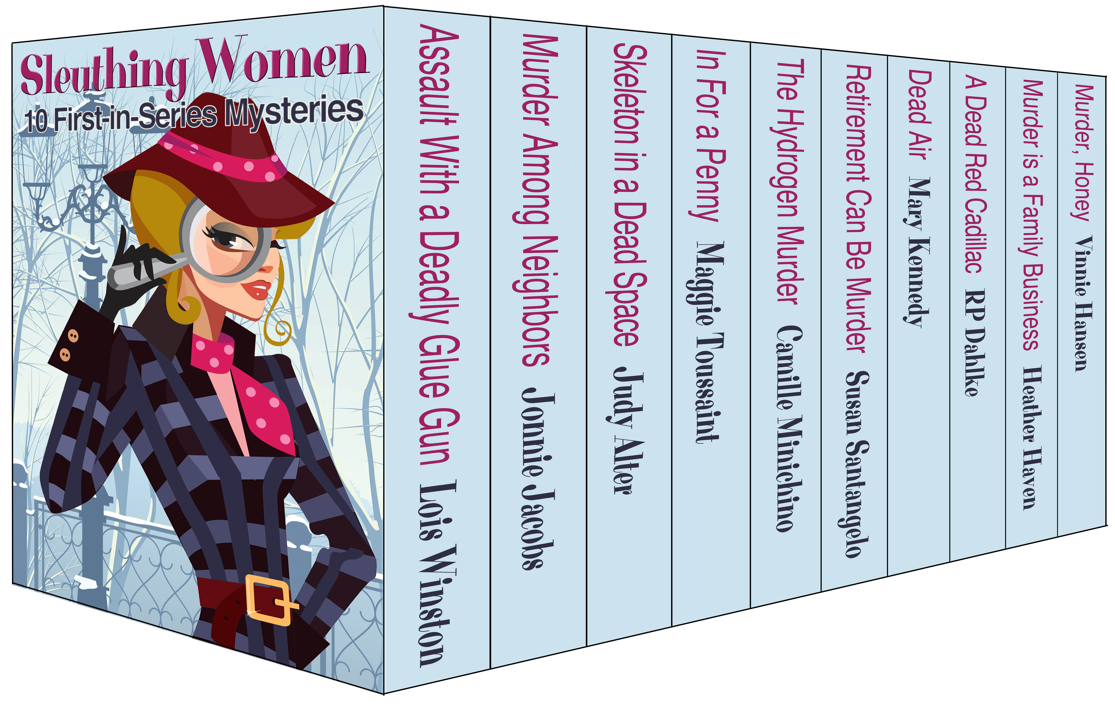 sleuthing women 3-D.2