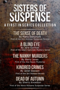 Sisters of Suspense Cover
